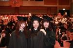 畢業生合影