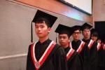 101學年度畢業生領證撥穗學士班代表