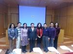 「商務溝通課程」演講-顏慶章大使