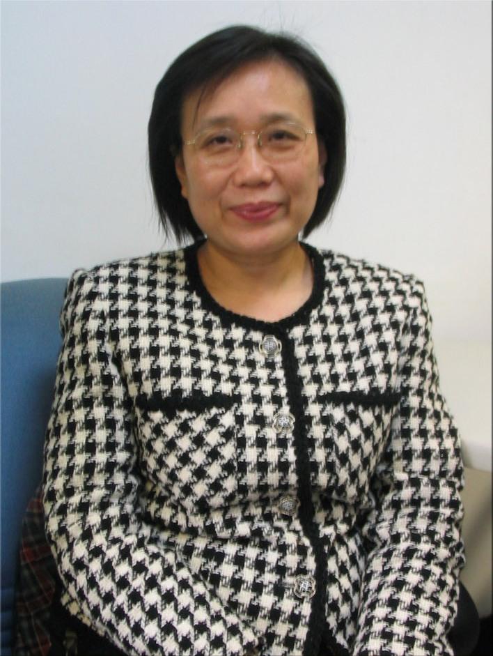 教師 「李玲玲」老師照片