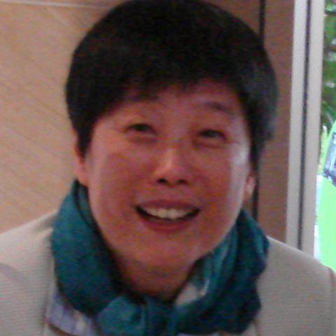 教師 「陳瑤華」老師照片
