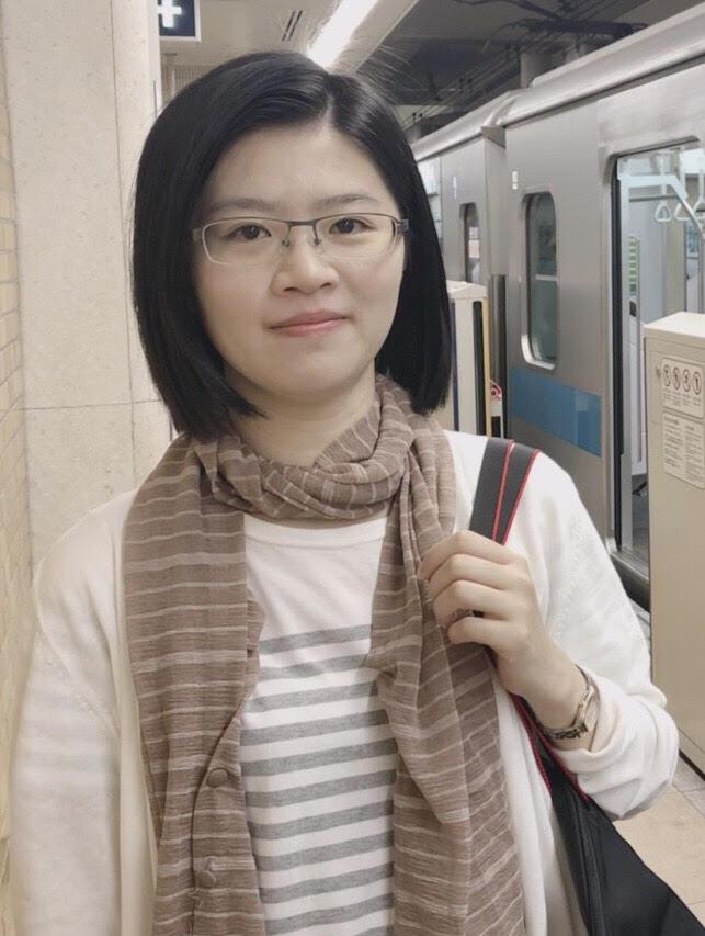 教師 「高郁惠」老師照片