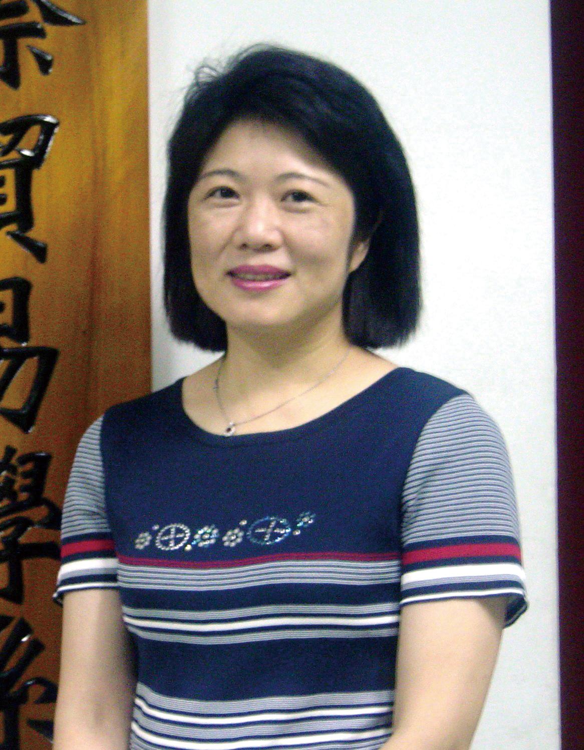 教師 「謝文雀」老師照片