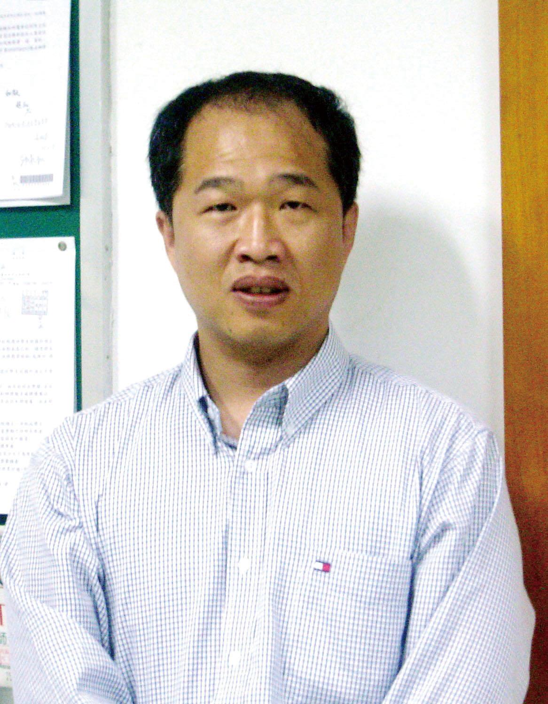 教師 「張大成」老師照片