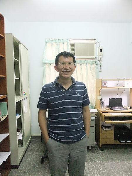 教師 「蕭道中」老師照片
