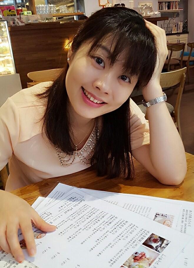 教師 「梁允禎」老師照片