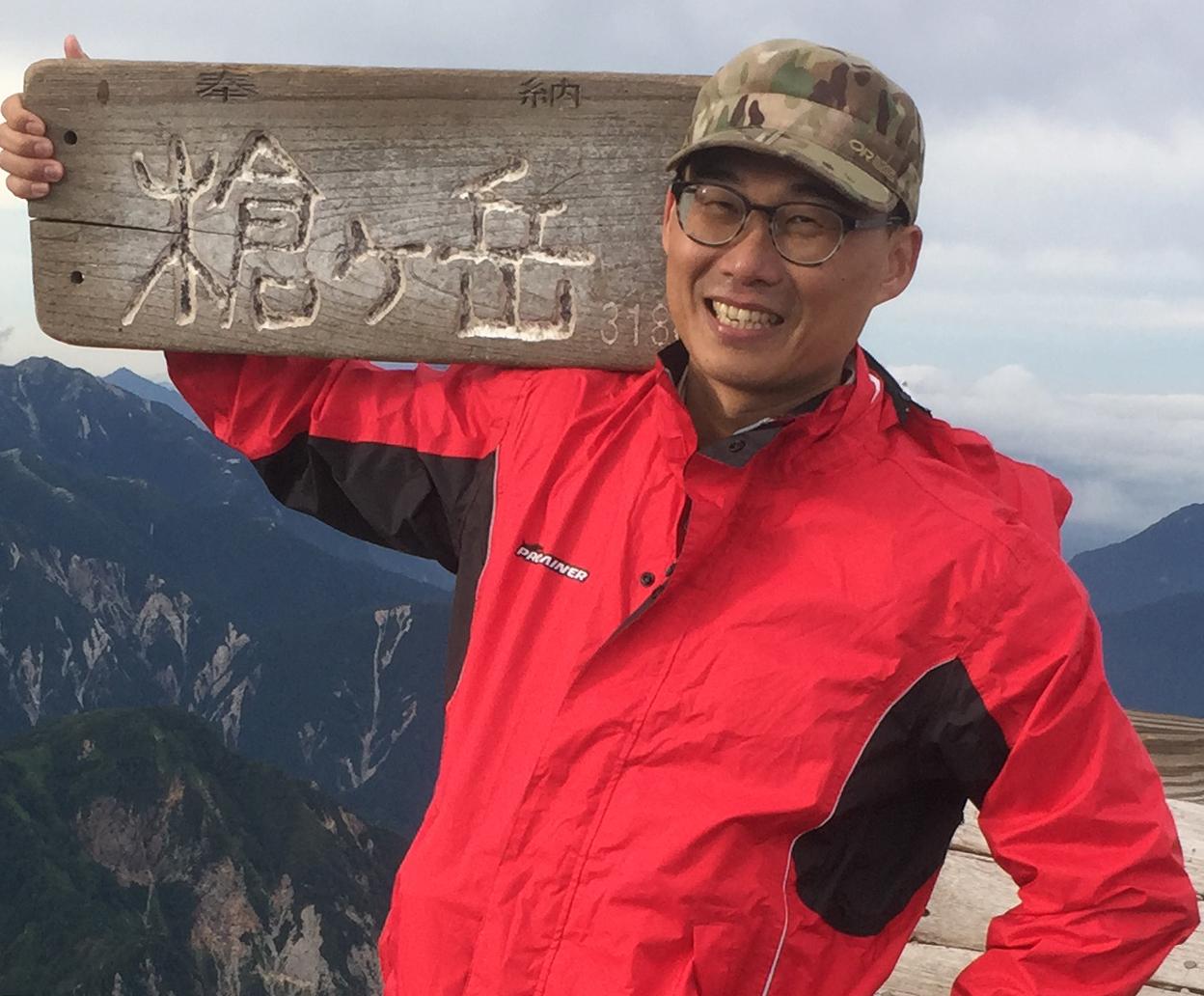 教師 「張峰賓」老師照片