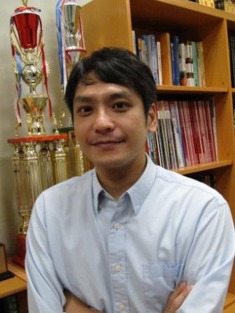 教師 「廖興中」老師照片