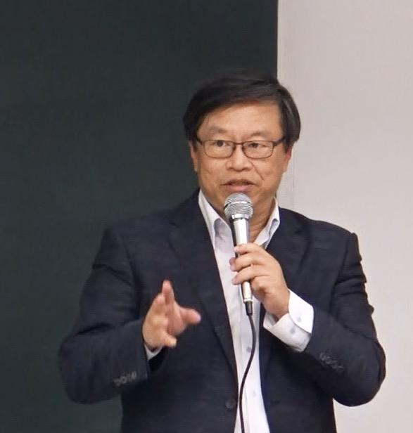 教師 「劉必榮」老師照片