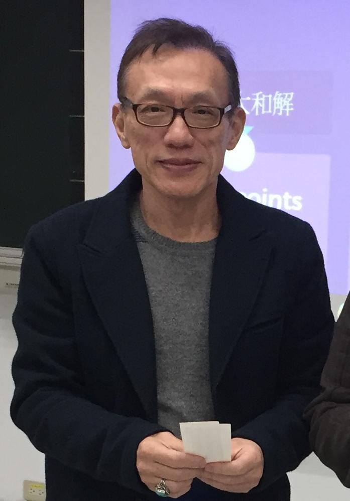教師 「李聖光」老師照片