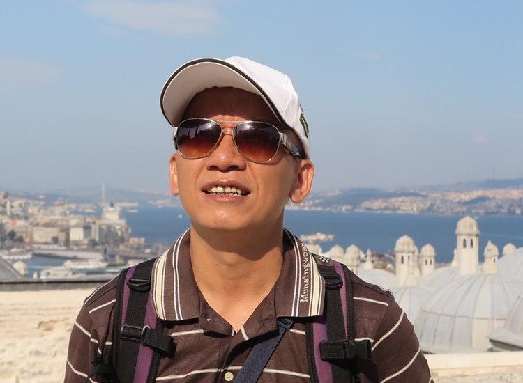 教師 「楊俊峰」老師照片