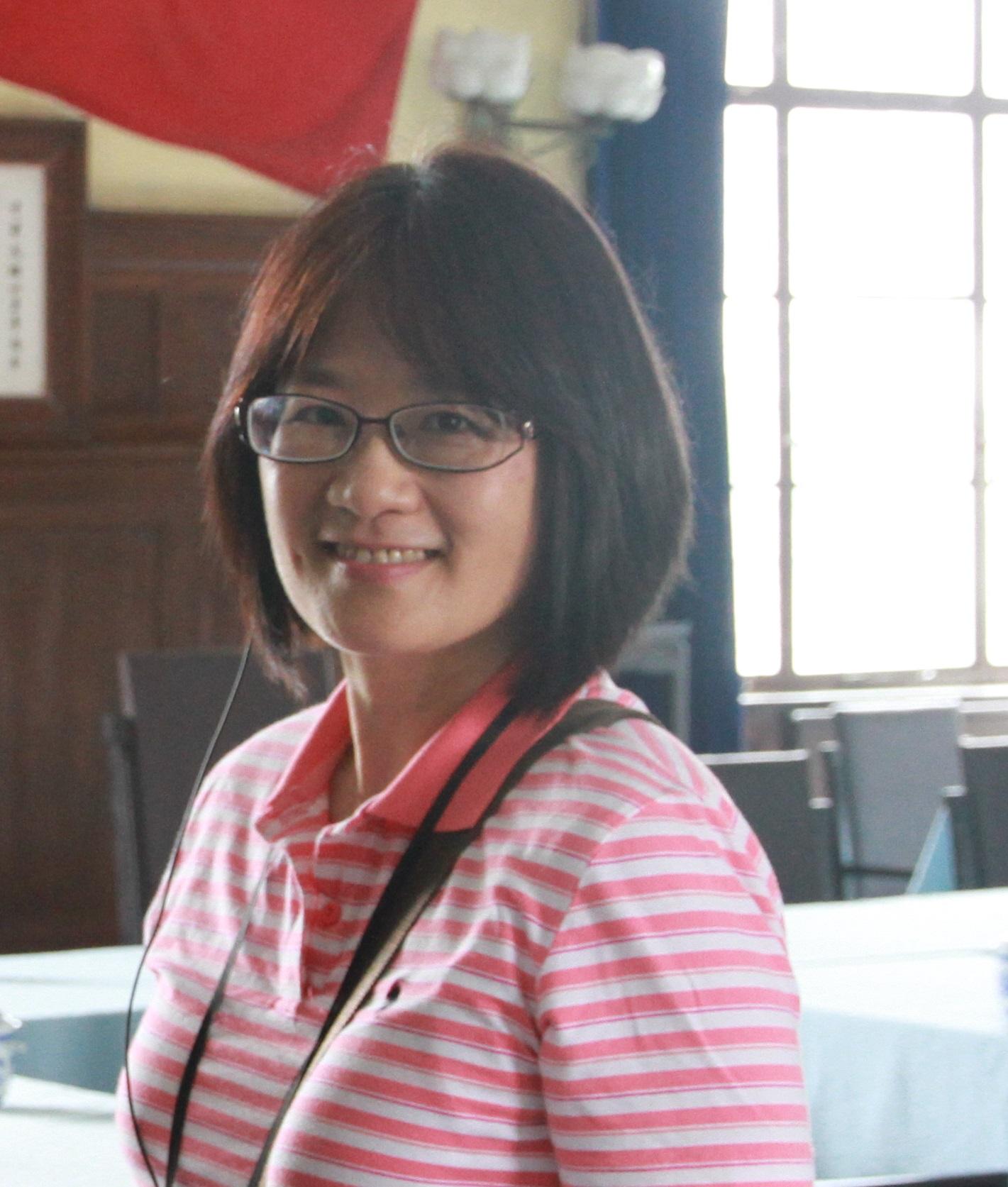 教師 「邱玟惠」老師照片