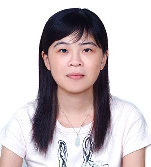 教師 「楊怡雯」老師照片