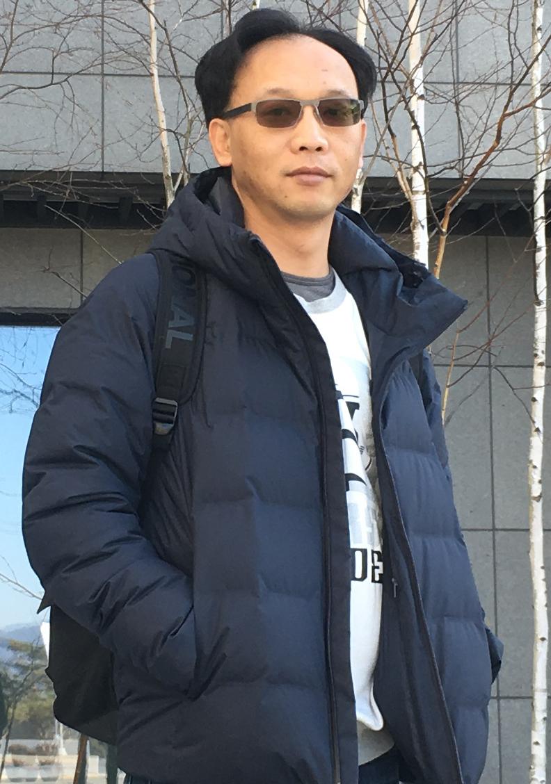 教師 「秦裕國」老師照片