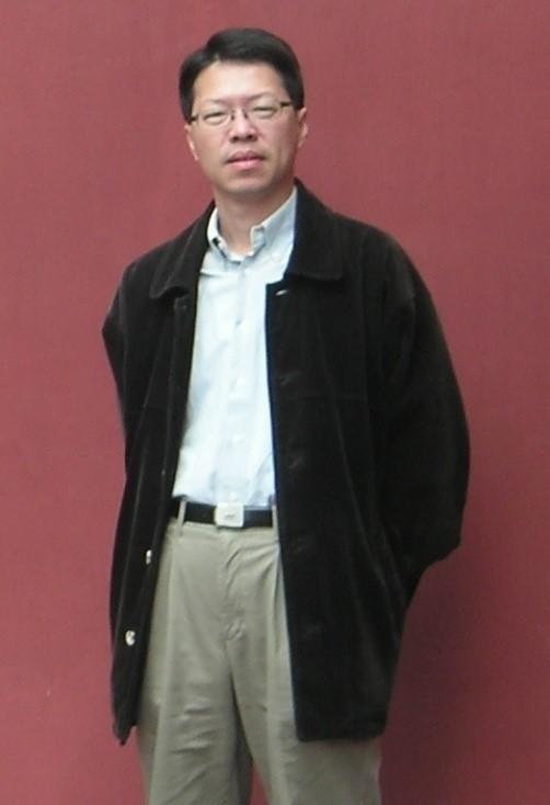 教師 「黃智信」老師照片