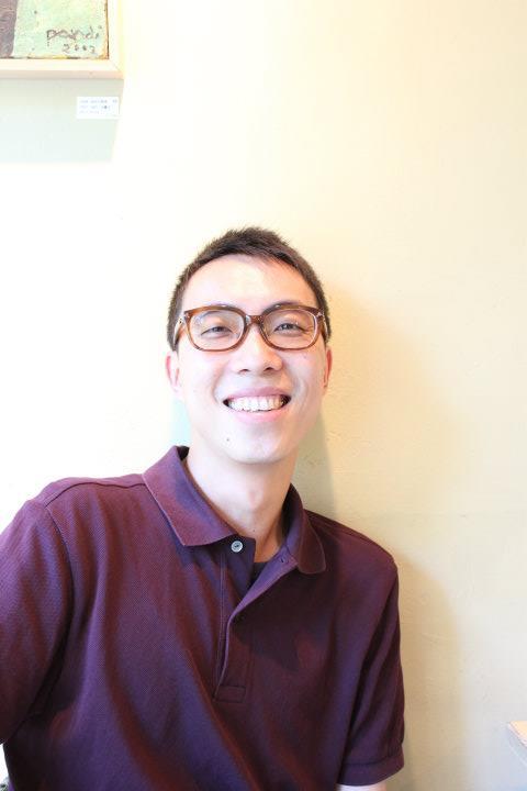 教師 「張政傑」老師照片