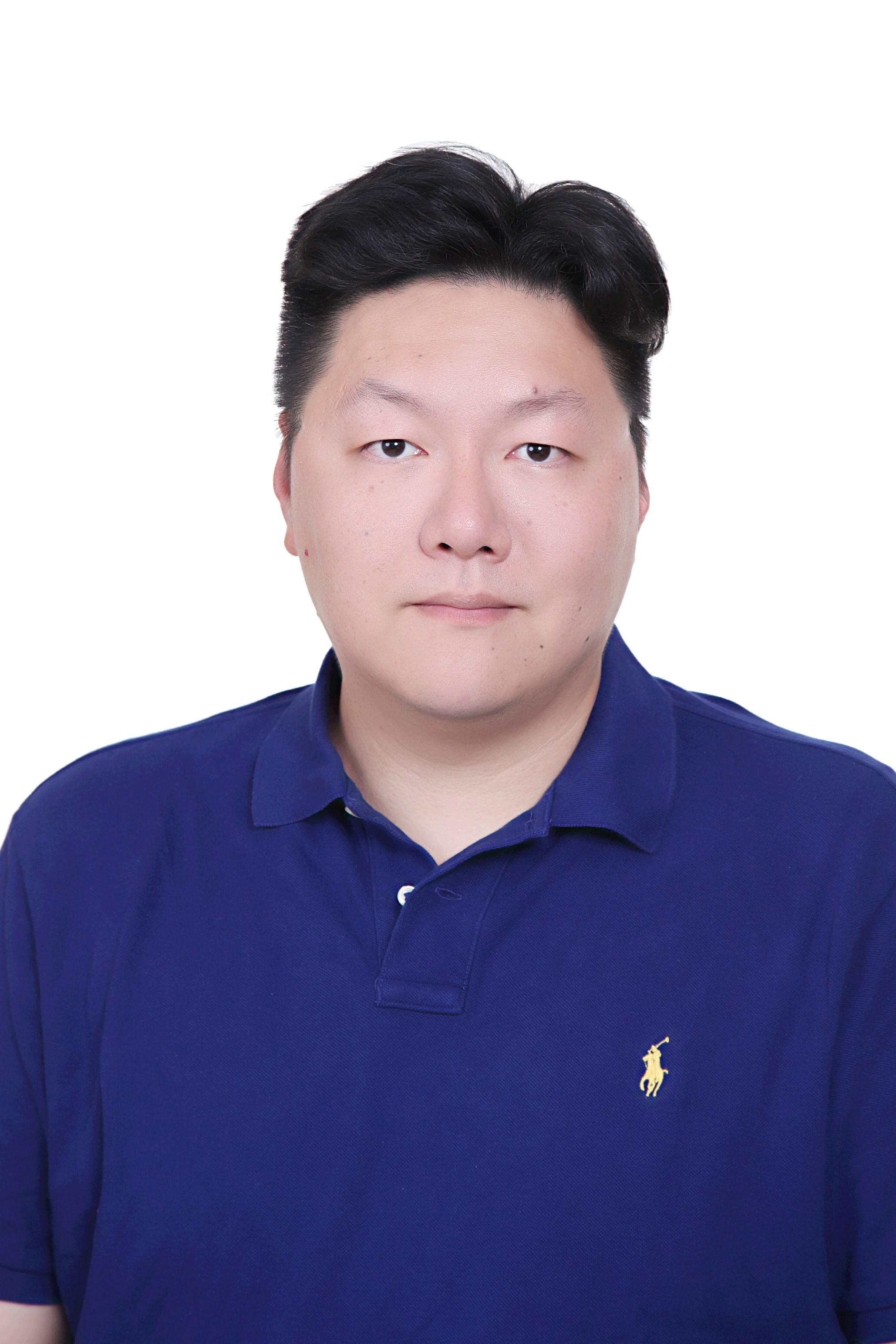 教師 「鄭瑞健」老師照片