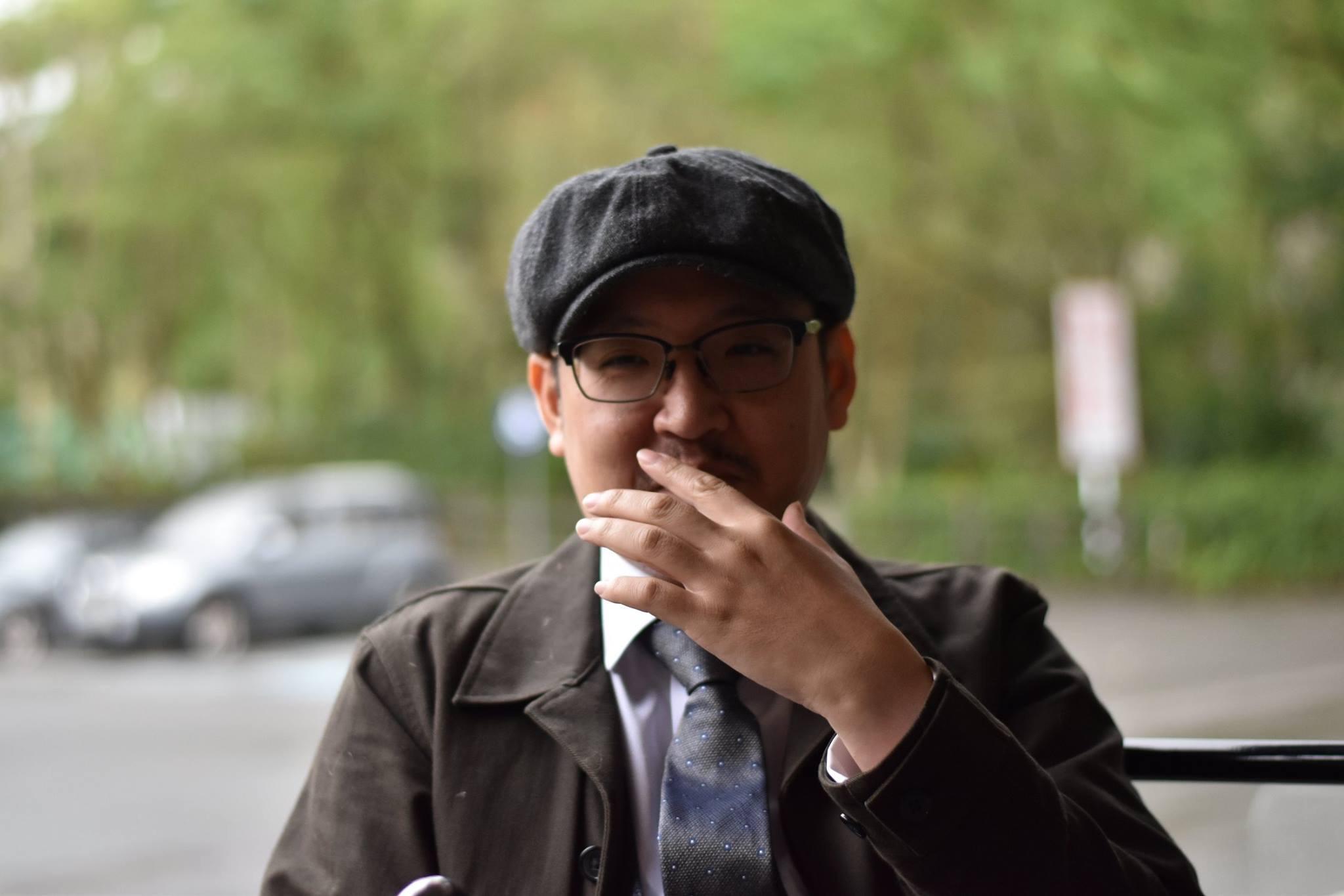 教師 「林彥廷」老師照片