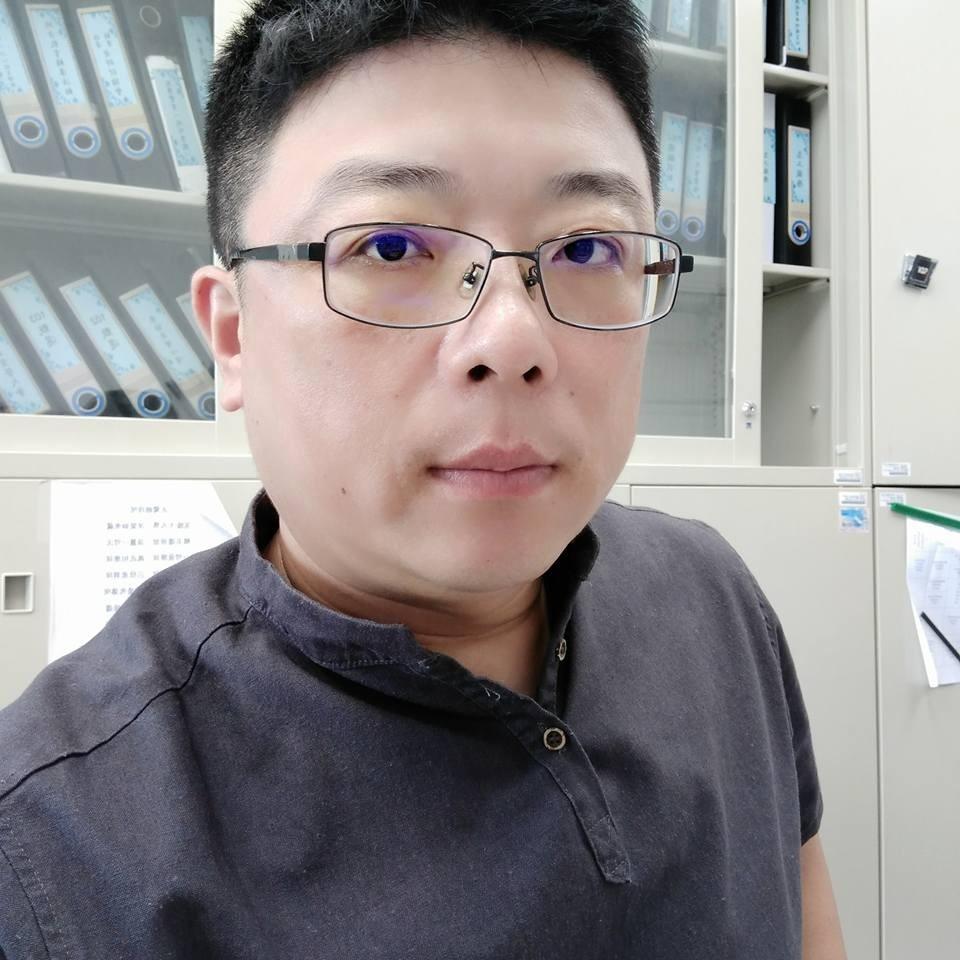 教師 「楊宇謙」老師照片