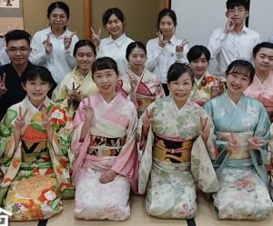 東吳大學日本語文學系日本文化體驗