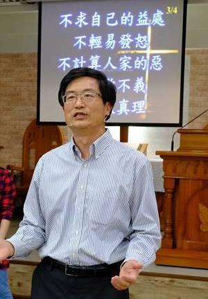 教師 「侯志欽」老師照片
